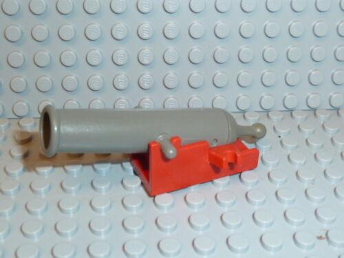 LEGO® Piraten Western 1x Kanone Lafette rot 6769 6765 6279 6273 6270 K28