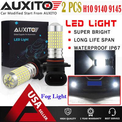 9145 9140 LED Fog Lights Bulb CSP For Ford F-150 1999-2017 F-250 2001-2015 EOA