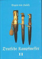 1608: Deutsche Kampfmesser II, Eugen von Halasz,  DIN A4