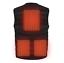 Gilet-chauffant-Electrique-USB-Homme-Femme-Veste-Manteau-Chauffage-Chaud-Hiver miniature 3
