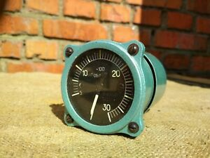Original-USSR-Tachometer-Helicopter-Airforce-Aircraft-Aviation