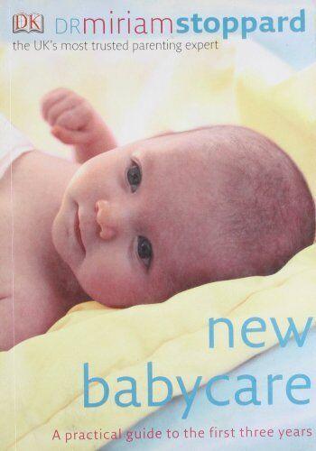 New Babycare,Miriam Stoppard- 9781405333047