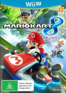 Mario Kart 8 WiiU Nintendo