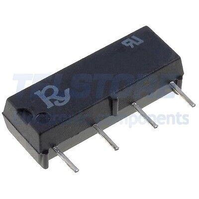 1 R1-1A1250 12V DC relay SPST-NO rele reed da PCB I0006