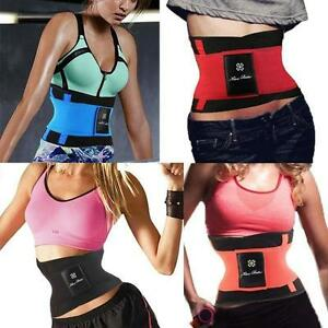 88e40237a37d6 Image is loading Fitness-Belt-Xtreme-Power-Waist-Shaper-Gym-Body-