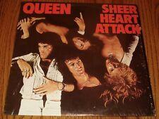 QUEEN SHEER HEART ATTACK ORIGINAL FIRST PRESSING LP STILL IN SHRINK ~ 1974