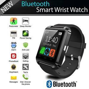 Bluetooth Smart Watch Sport Téléphone Bracelet Montre Pour Hommes Enfants Speedtalk-afficher Le Titre D'origine Prix ModéRé