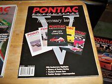 PONTIAC ENTHUSIAST VOLUME 4 NUMBER 2 1998