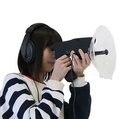 Extreme Sound Amplifier Ear Bionic Birds Recording Watcher Listening Device