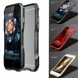 Aluminium-Metal-Hard-Frame-Bumper-Housse-Coque-Etui-Pour-iPhone-6-6-6s-Plus-Case