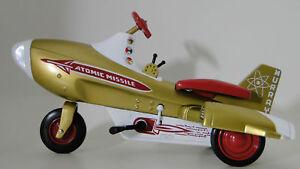 Vintage-Mid-Century-Atomic-Modern-1950s-1960s-Jet-Age-Space-Craft-Rocket-Ship