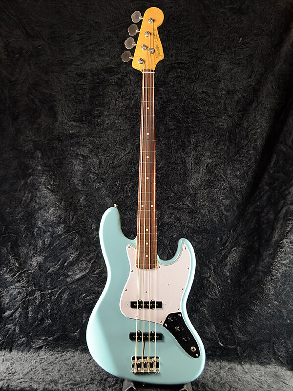 Fender Japan Exclusive Series   Classic 60s JB USA PU Bass 3TS
