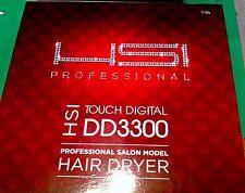 Hsi Professional Touch Digital Dd3300 Hair Dryer -