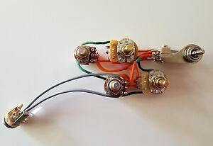 s l300 rickenbacker 4001 3s bass wiring harness mono stereo w vintage