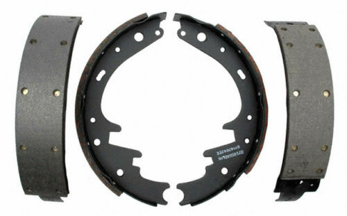 """55 56 57 58 59 FORD FRONT BRAKE SHOES 11 1//32/"""" X 2 1//4/"""""""