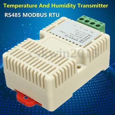 Temperature And Humidity Transmitter RS485 MODBUS RTU Replace Temperature Sensor
