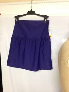 ce5795cbfb Island Escape La Palma High-Waist Swim Skirt Z760039 Navy Size 6 NWT ...