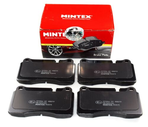 MINTEX FRONT AXLE BRAKE PADS FOR VW TOUAREG MDB2739 REAL IMAGE OF PART