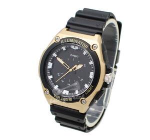 011559ff7afc La foto se está cargando Reloj-Analogico-Casio-MWC100H-9A-Nuevo-y-100-