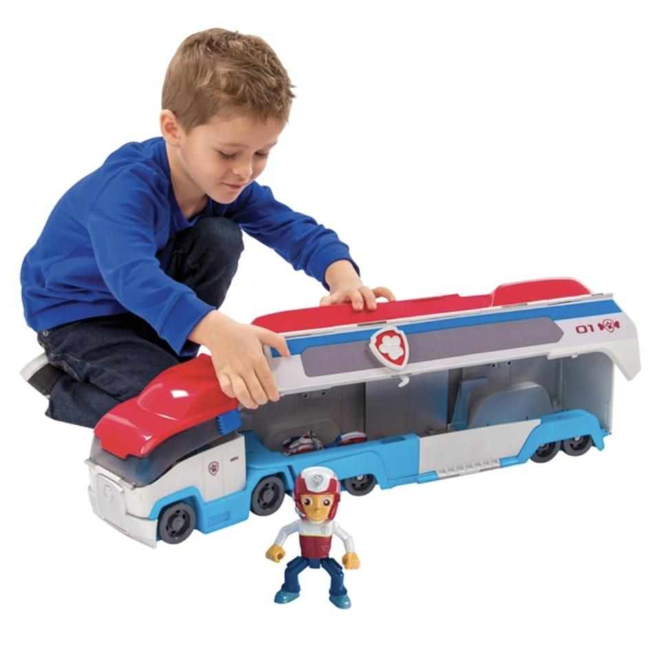 Paw Patrol Patroller Racing Set Toy - - - Kids Christmas Toys Race Car Truck Pack 3694e7
