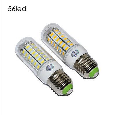 Ultra Bright 7W/11W/12W/15W E27 5730SMD Energy Efficient led Corn Bulb AC110-220
