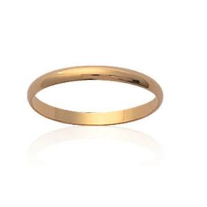 Bague-Alliance-fine-Plaque-Or-18-carats-3-Microns-750-1000-Tailles-CHOIX