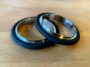 KF-50 Centering Ring WITH Viton O-ring NW-50