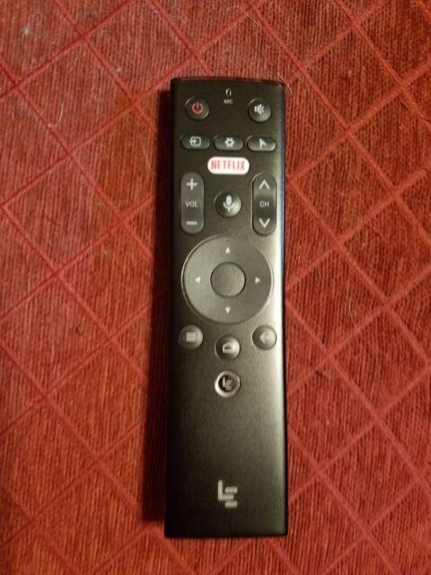 LeEco LeTv Netflix Remote Super4 X55 X65 X60S X60 X50 X43 uMax70 uMax85 NEW  Batt