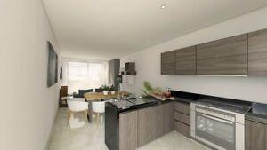 Excelente pent house con roof garden de 40 m2 a precio de preventa
