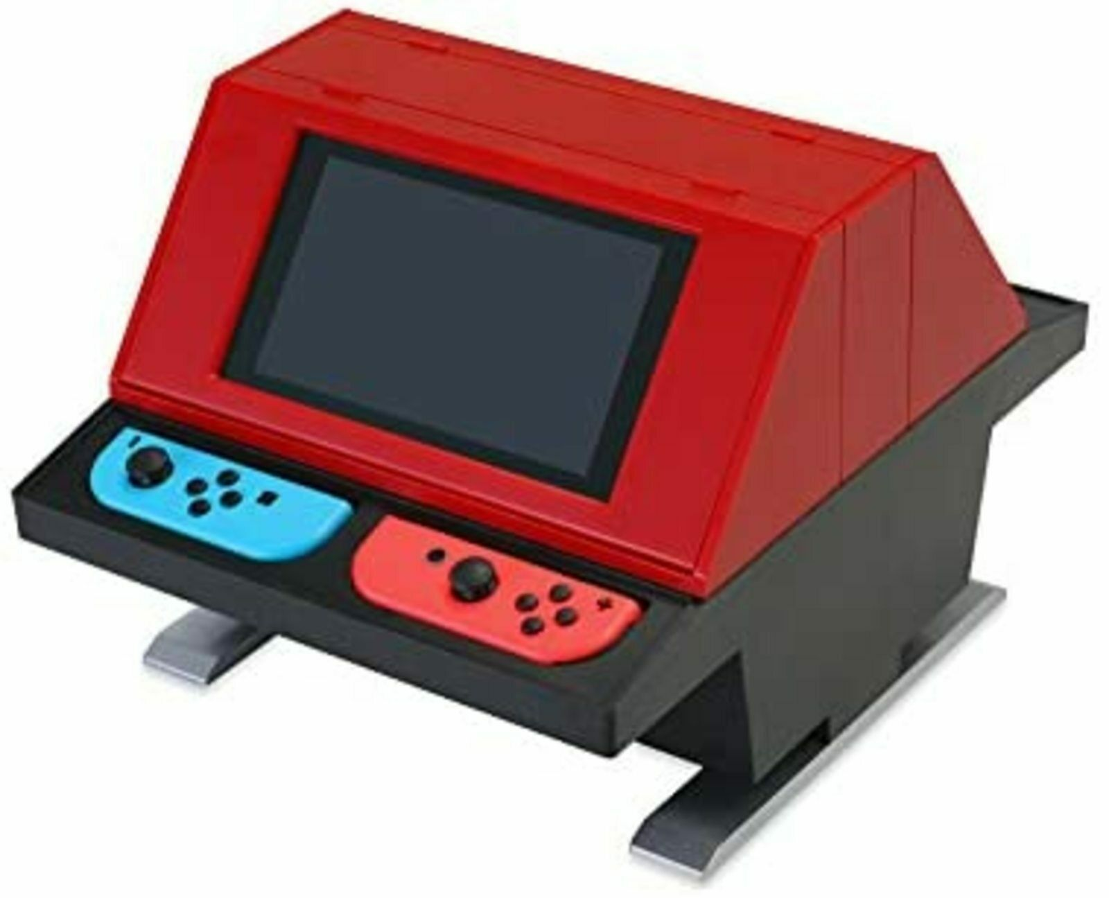 (For Switch) face-to-face arcade stand (Red) switch F/S w/Tracking# Japan New