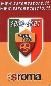 NUOVA-MAGNETIZZATA-GOLDEN-1461-C-amp-C-F-3571-A-S-ROMA-CAMPIONE-D-039-ITALIA-2000-01
