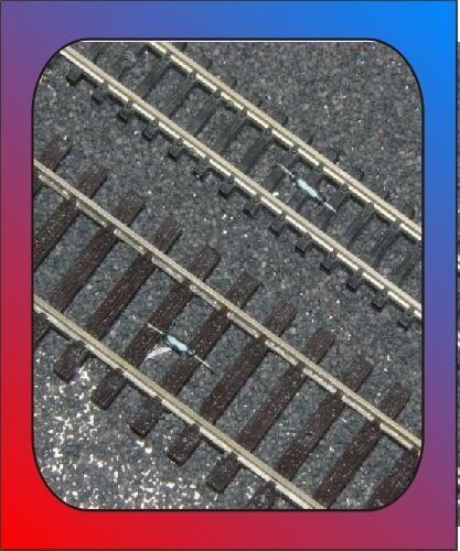 Reed switches sensor de relés Reed extra pequeño Reed contacto 1.8 x 7 mm juego de 10