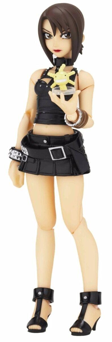 Fraurein Revoltech No.011 MOYASIMON Haruka figurine Hasegawa KAIYODO du Japon