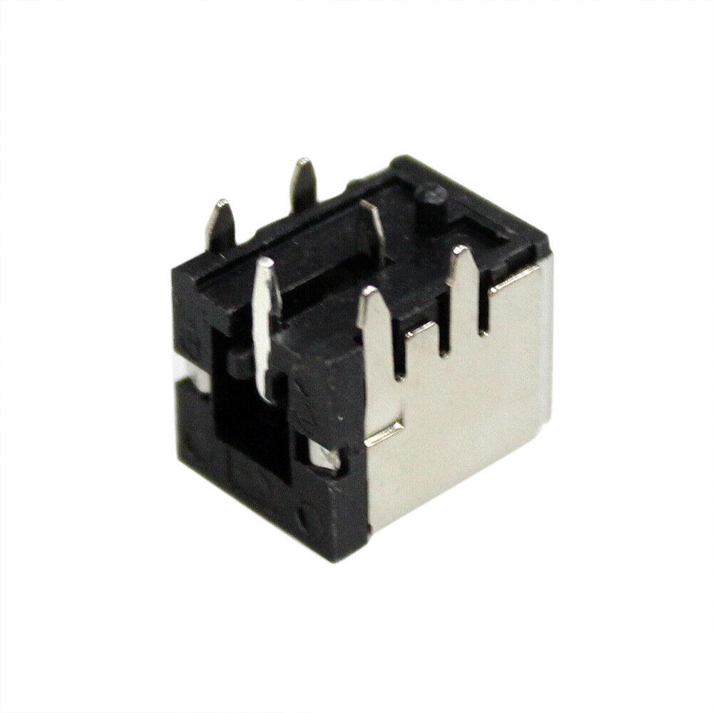 2X DC in Power Jack Input Port Connector Socket for ASUS ROG G752V G752VT-DH74 B