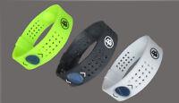 Sport Power Energy Balance Silikon Armband Hologramme Band Powerarmband Weiss