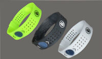 Sport Power Energy Balance Silikon Armband Hologramme Band Powerarmband Weiss