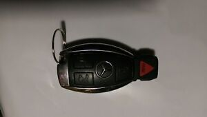 MERCEDES BENZ KEYLESS ENTRY FOB REMOTE USED C E S CLASS ...