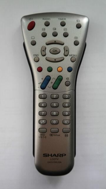 Sharp GA323WJSA Fernbedienung remote control