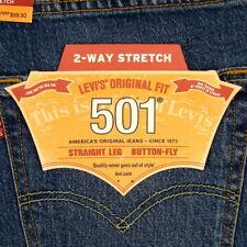 39513897 Levi's Mens 501 Original Fit Stretch Jeans - Purple Rain 36x30 30 ...