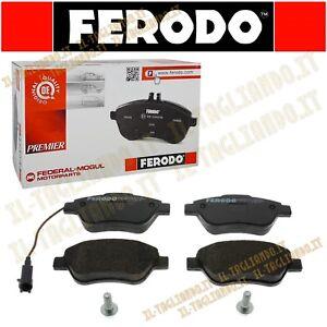 Pastiglie-freni-Fiat-grande-punto-1-2-48kw-1-4-55kw-57kw-70kw-Ferodo-anteriori