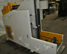 8000 Lb Cooper Weymouth Peterson Coil Cradle Straightener 49817