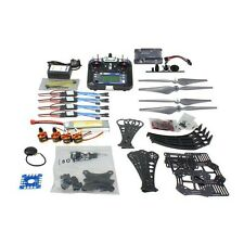 DIY RC Drone Quadrocopter RTF With Gimbal Frame Kit QQ Super FS-i6 TX F14892-J