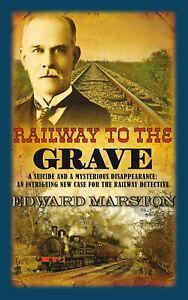 Edward-Marston-Chemin-de-Fer-pour-The-Grave-Tout-Neuf-Envoi-GB