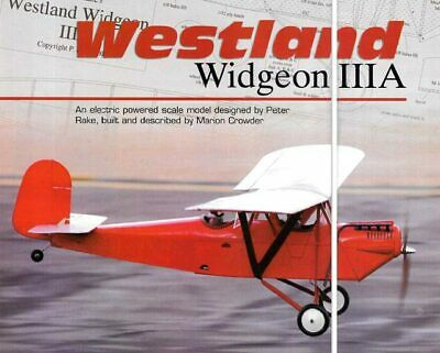 Westland Lysander  Laser Cut Short Kit and plans