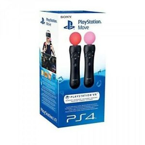 Sony Playstation VR Move Controller Twinpack PS4 VR Controllern