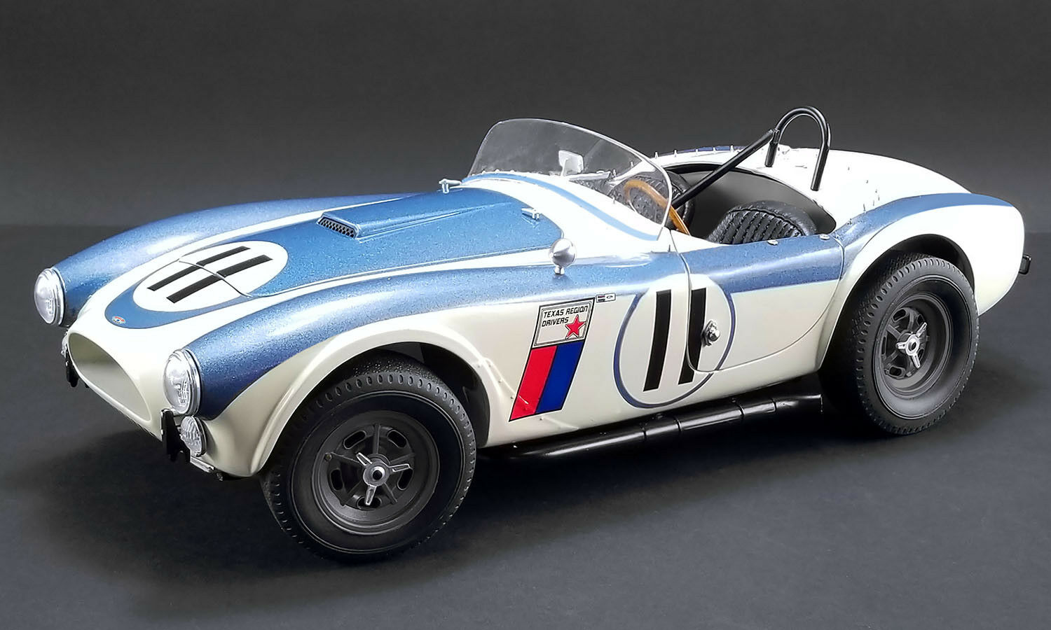 1963 Shelby 289 Comp Cobra John Everly Bahamas Speedweek en 1 12 por Pedido