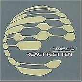 Various : React Test Ten CD Value Guaranteed from eBay's biggest seller!