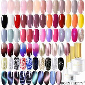 BORN-PRETTY-UV-LED-Gel-Nail-Polish-Soak-Off-Varnish-Nail-Art-Manicure-Salon-6ml