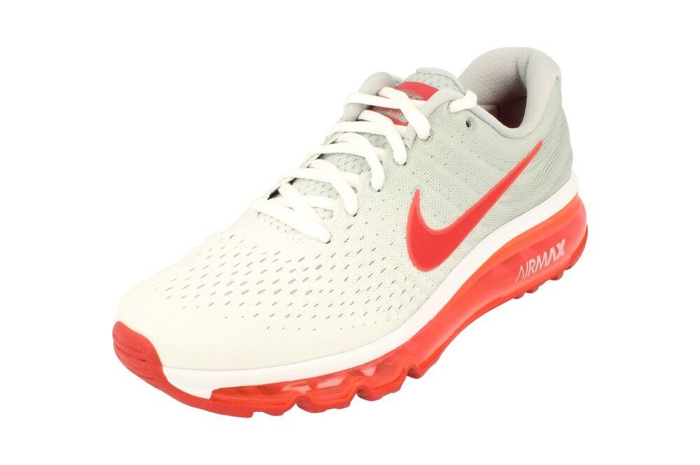 Nike Air Max 2017 GS Running Baskets 851622 Baskets Chaussures 101- Chaussures de sport pour hommes et femmes