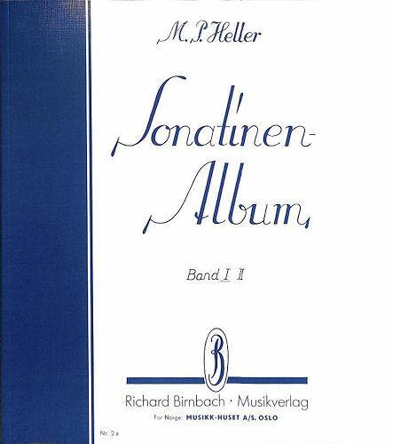 Sammlung der berühmtesten Sonatinen und Rondos Sonatinen-Album Bd.1 oder 2